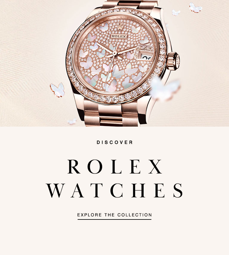 Rolex Watches on Mayors